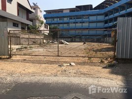 N/A Land for sale in Phra Khanong Nuea, Bangkok Land in Pridi Banomyong Soi 15 near to Phra khanong BTS