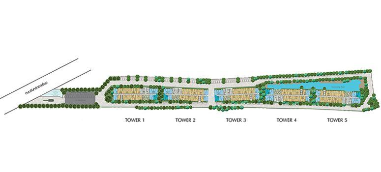 Master Plan of IRIS Westgate - Photo 1