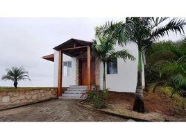 1 Habitación Casa en venta en Manglaralto, Santa Elena Paz y Felicidad: Near the Coast House For Sale in San José, San José, Santa Elena