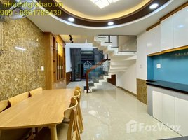 4 Bedrooms House for sale in Ward 14, Ho Chi Minh City Bán gấp cặp song sinh nhà phố thiết kế theo phong cách hiện đại full nội thất rất đẹp ngay p9