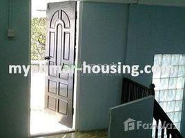မင်္ဂလာတောင်ညွှန့်, ရန်ကုန်တိုင်းဒေသကြီး 3 Bedroom House for rent in Mayangone, Yangon တွင် 3 အိပ်ခန်းများ အိမ်ခြံမြေ ငှားရန်အတွက်