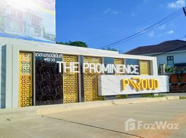 3 Bedrooms House for sale in San Sai Noi, Chiang Mai The Prominence Proud