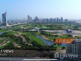 迪拜 Jumeirah Bay Towers Golf Views Seven City 1 卧室 房产 售