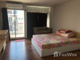 Studio Condo for rent in Thai Ban, Samut Prakan Miami Condo Bangpu