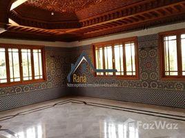 5 غرف النوم فيلا للإيجار في NA (Agdal Riyad), Rabat-Salé-Zemmour-Zaer Charmente villa à louer sur Souissi