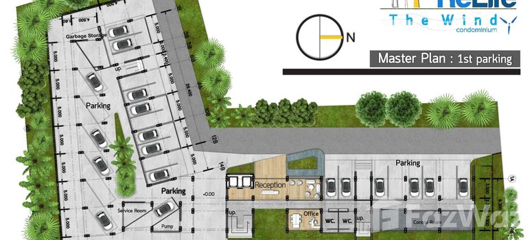 Master Plan of ReLife The Windy - Photo 1