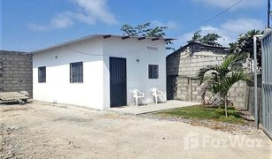 1 Habitación Casa en venta en Salinas, Santa Elena