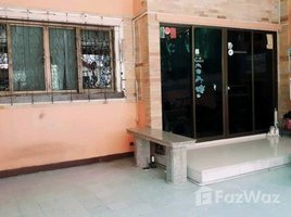 3 Bedrooms Townhouse for sale in Nawamin, Bangkok Sinthana Village 3 Phase 1