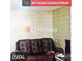 Aceh Pulo Aceh Apartemen Wisma Gading Permai Tower A Lt.8 Kelapa Gading 2 卧室 住宅 售