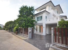 4 Bedrooms House for sale in Dokmai, Bangkok Ruanrom Housing