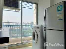 Studio Condo for rent in Din Daeng, Bangkok Supalai Park Asoke-Ratchada