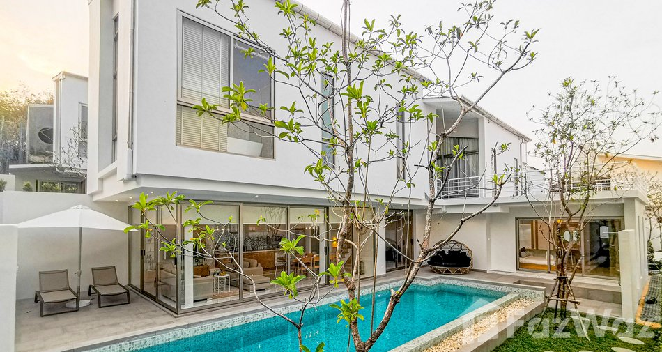 The cheapest residential projects in Bangkok - Wallaya Villas - The Nest