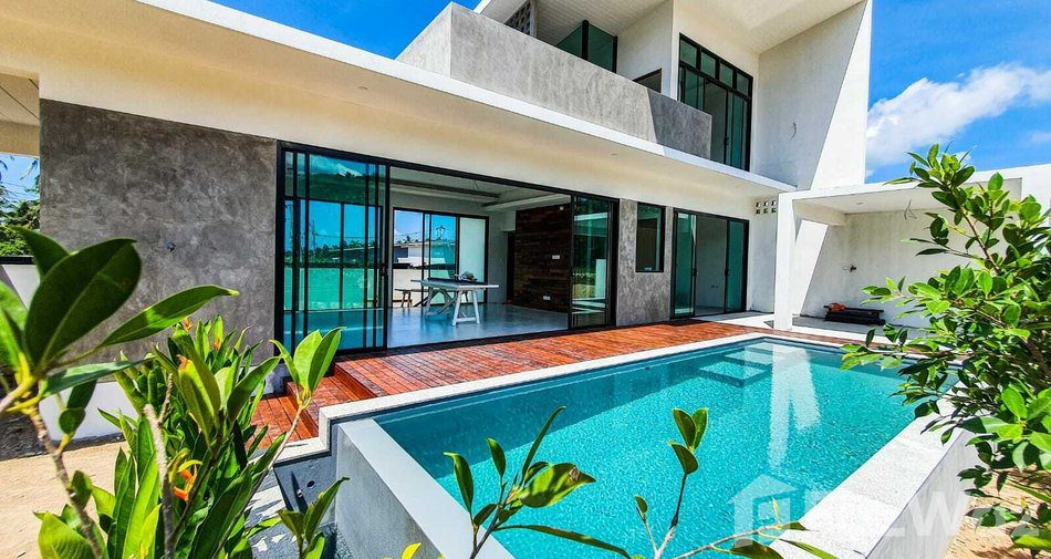 The cheapest residential projects in Koh Samui - Cube Villas