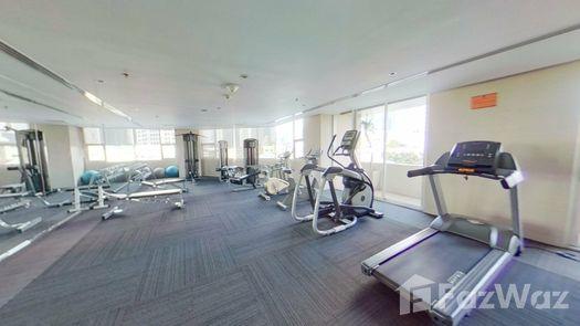 3D Walkthrough of the Communal Gym at Sathorn Heritage