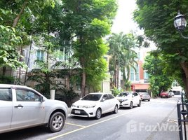 3 Bedrooms Property for rent in Khlong Tan Nuea, Bangkok Baan Klang Krung (British Town -Thonglor)
