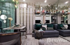 泰国北榄府Aspire Erawan Prime项目1 卧室卧1 卧室卫公寓出售