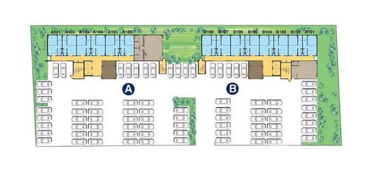 Master Plan of The Cube Ramkhamhang - Photo 1
