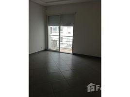 2 غرف النوم شقة للإيجار في NA (Temara), Rabat-Salé-Zemmour-Zaer Location appartement hauts standing avec garage au sous-sol résidences fermés wifak
