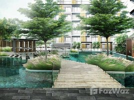 1 Bedroom Property for sale in Tuek Thla, Phnom Penh North Park Condominium