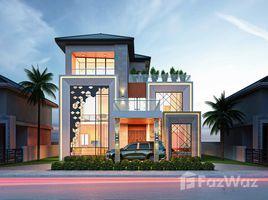 4 Bedrooms Villa for sale in Snaor, Phnom Penh Borey Williams