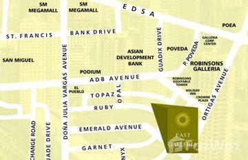 East Of Galeria in Mandaluyong City, Metro Manila
