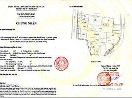 Studio House for sale in Phu Hoa, Binh Duong Bán nhà mặt tiền đường Thích Quảng Đức 13.45 x 55m (thổ 300) phường Phú Hoà, Thủ Dầu Một, BD