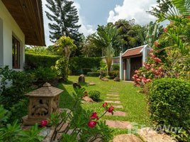 3 Bedrooms Villa for sale in Bo Phut, Koh Samui Peaceful 3 Plus 1 Bedroom Garden Home on Large Plot in Plai Laem