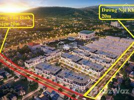 Studio Nhà mặt tiền bán ở Cẩm Bình, Quảng Ninh Shophouse có sổ ngay - nhận nhà luôn - gần trung tâm thương mại và đường lớn tại trung tâm Cẩm Phả