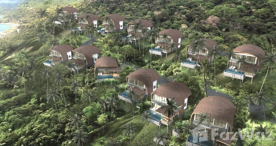 The cheapest residential projects in Koh Samui - Pure Cottage