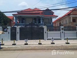 Studio House for sale in Phnom Penh Thmei, Phnom Penh 2 Storey Private House in Sangkat Sen Sok