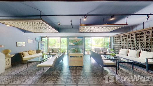 3D Walkthrough of the Reception / Lobby Area at Baan Chaan Talay