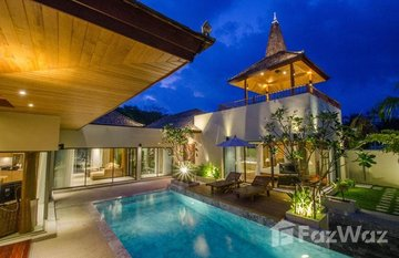 Botanica Luxury Villas (Phase 2) in Thep Krasattri, Phuket