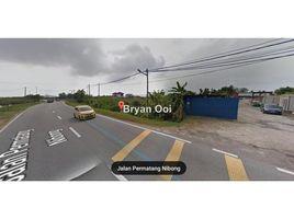 Kedah Padang Masirat Permatang Pauh, Penang N/A 土地 售