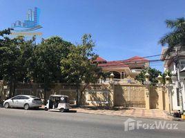 8 Bedrooms Villa for rent in Boeng Kak Ti Pir, Phnom Penh Big Villa For Rent in TUOL KORK ( Main Road ), 8BR:$10,000/m ផ្ទះវីឡាសំរាប់ជួលនៅលើផ្លូវធំ (ទូលគោក),៨ បន្ទប់គេង តម្លៃ $10,000/ខែ