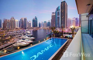 Damac Heights in Marina Gate, Dubai