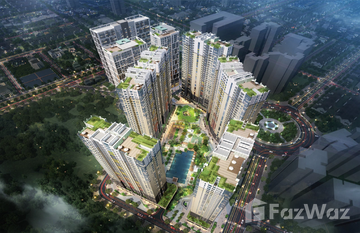The Palace Residences in An Phu, Ho Chi Minh City