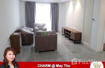 2 Bedroom Condo for sale in GOLDEN CITY, Yankin, Yangon in ဗဟန်း, ရန်ကုန်တိုင်းဒေသကြီး