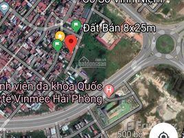 3 Bedrooms House for sale in Vinh Niem, Hai Phong Bán nhà mặt đường Trực Cát, vị trí đẹp, gần các dự án lớn của thành phố, đang cho thuê 120 tr/năm