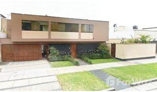 4 Habitaciones Casa en venta en San Isidro, Lima