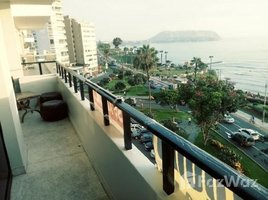 Lima Miraflores Malecon Cisneros, LIMA, LIMA 2 卧室 屋 租