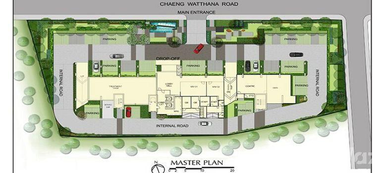 Master Plan of Supalai Loft Chaeng Wattana - Photo 1