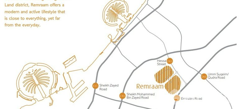 Master Plan of Al Ramth 01 - Photo 1