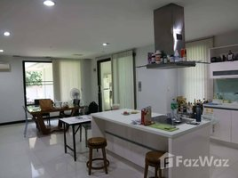 4 Bedrooms House for sale in Khlong Chan, Bangkok House near Hua Mak ARL in Quiet Area