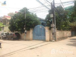 Kampot Champei Corner House & Land For Sale, Boeng Tompun, $480,000 (L-Map) ផ្ទះនិងដីកែងសំរាប់លក់នៅបឹងទំពុន, មាន ៣បន្ទប់, $480,000 (ប្លង់រឹង) 开间 别墅 售