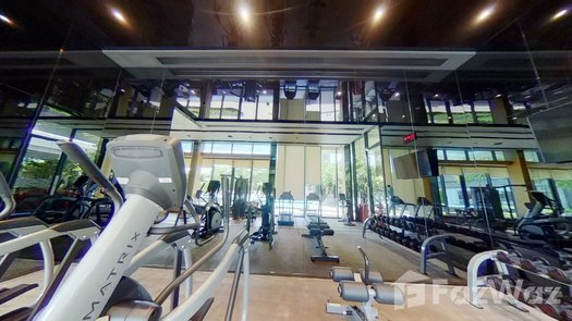 3D Walkthrough of the Communal Gym at The BASE Garden Rama 9