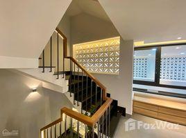 3 Phòng ngủ Nhà mặt tiền bán ở Phường 12, TP.Hồ Chí Minh Nhà đẹp kiểu biệt thự sân vườn mini, dành cho người thích sự yên tĩnh. DT: 5 x 13m, giá: 7.4 tỷ TL
