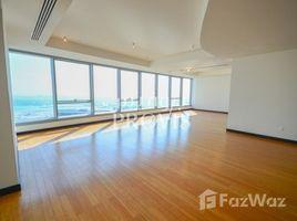 阿布扎比 Shams Abu Dhabi Sky Tower 4 卧室 顶层公寓 售