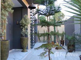 Marrakech Tensift Al Haouz Loudaya A saisir villa toute neuve style moderne à louer vide de 4 chambres avec de belles finitions, jardin bien située au quartier Targa - Masmoudi 4 卧室 别墅 租