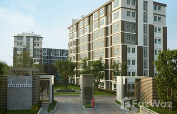 Dcondo Campus Resort Rangsit (Phase 2) in Khlong Nueng, Pathum Thani