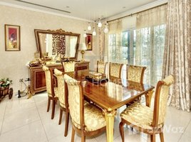 4 Bedrooms Villa for sale in European Clusters, Dubai Extended |Swimming Pool| Marble Flooring